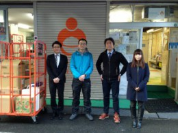 Shimizu BLC Co., Ltd. Hosts a Food Drive for Second Harvest Japan!