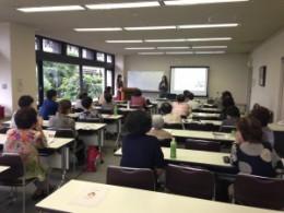 July 3rd 2013, Lecture at Saitama prefecture's Kyoujo-shakai-dukuri Devision Irodori no Kuni Community Council
