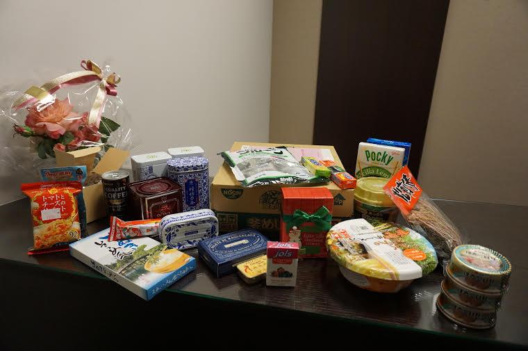 日本秘書協会月例Talk Salon FoodDrive